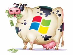 Microsoft Cash Cow.